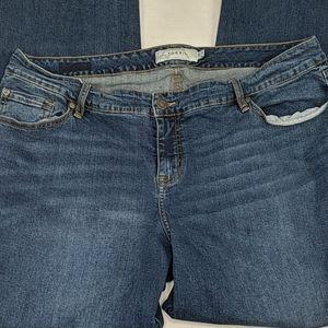 torrid Jeans - Torrid relaxed boot cut jeans